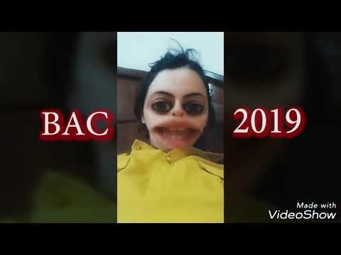 BAC 2019 LES CATÉGORIES DE BACHELIERS EN ALGÉRIE Mdrrr