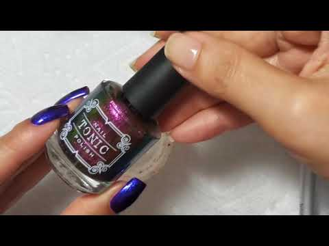 Magnetic Polish Watermarble Tips, Tricks And Tutorial