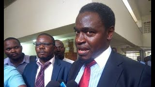 ICJ claims that  DCI and DPP disobeyed court order over case against Principal Magistrate Kagoni