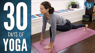 10 min Sun Salutation Practice by Yoga With Adriene