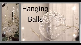 Christmas Decorations | Hanging Balls And Ornaments