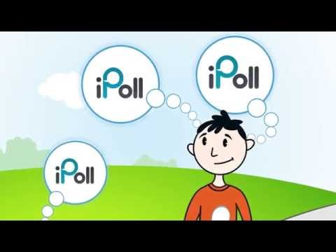 Video of iPoll – Make money on surveys