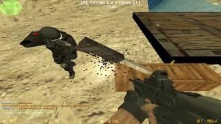 Counter Strike 1.6: Zombie Escape - ÇILGIN ZOMBİLER!! 💀 CRAZY ZOMBİES!!☠