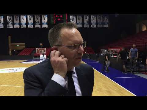 Donar TV met Brandyn Curry en coach Erik Braal 190418