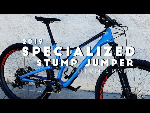 2019 Specialized Stumpjumper Test Ride & Review