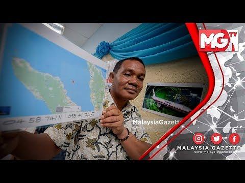 "TERKINI : BERSUMPAH DENGAN AL-QURAN ""Saksi Pesawat MH370 Terhempas Depan Mata Saya"""