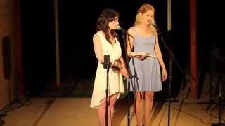"Deux Filles de Sangin - ""Bang Bang (My Baby Shot Me Down)"" at Music in the Hall: Woodson Ridge Farms"