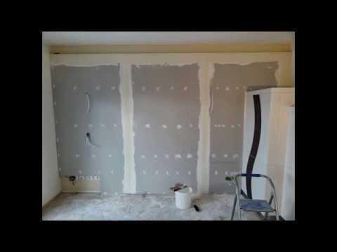 Wandgestaltung mit Indirekter Beleuchtung - Projekt 2/2014 - Wohnzimmer