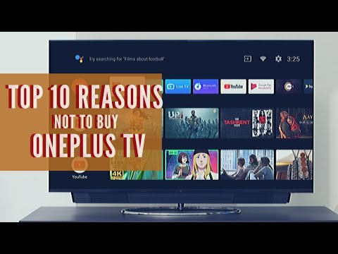 Issues with OnePlus TV