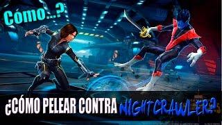 Cómo...? - ¿Cómo pelear contra Nightcrawler y personajes que evaden? | MCOC