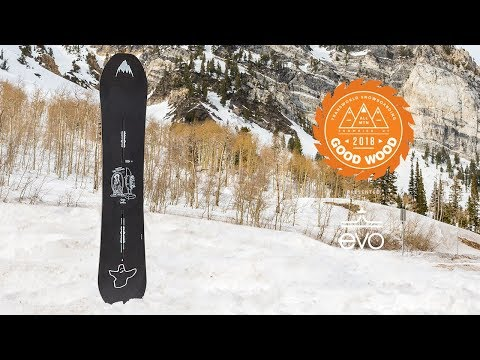 Burton Deep Thinker – Good Wood Review : Best Men's All Mountain Snowboards of 2017-2018