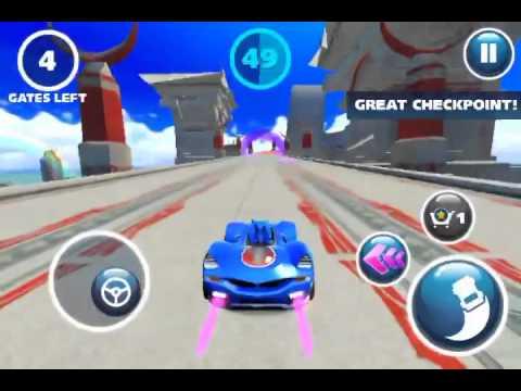 sonic sega all stars racing iphone cheats
