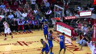 NBA Top 10 Plays of the week 4-3-14