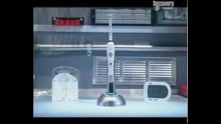 Как устроена электрическая зубная щетка?