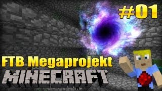 FEED THE BEAST - Minecraft MEGA PROJEKT #01 [Deutsch/HD] (SparkofPhoenix)