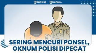 Ungkap Nasib Oknum Polisi yang Jadi Spesialis Jambret Ponsel, Polda NTT: Sudah Dipecat