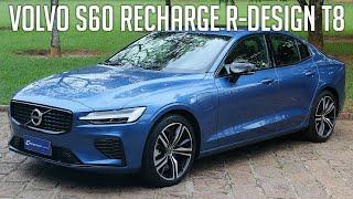 Avaliação: Volvo S60 Recharge R-Design T8