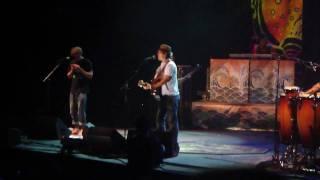 Jason Mraz feat. Ben Howard - Details in the Fabric Xcel St Paul 8/20/2009