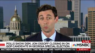 Hollywood liberals love Jon Ossoff What does that say about him and his campaign
