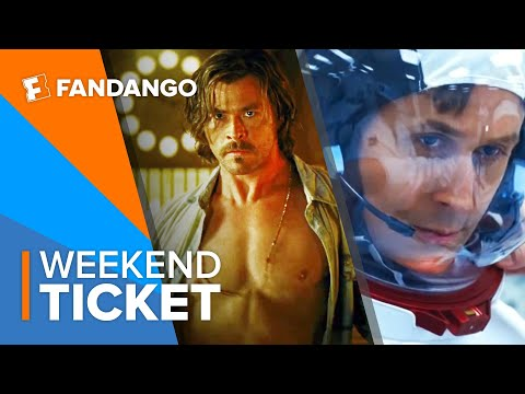 In Theaters Now: First Man, Bad Times at the El Royale | Weekend Ticket