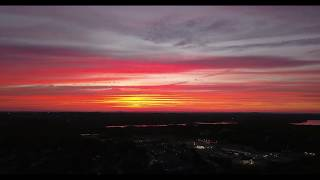 The Prettiest Nashville Sunset - Mavic Pro with DJI FPV Goggles