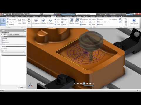 Autodesk CAM: Integrierte CNC -Programmierumgebung für Ihre moderne Produktion?