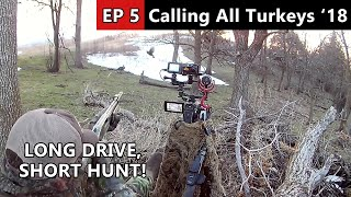 That Didn't Take Long! Public Land Turkey Hunt in South Dakota - Calling All Turkeys