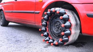 THEY MADE A COCA COLA TIRE!
