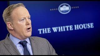 LIVE: Press Secretary Sean Spicer Daily White House Press Briefing Presser Stream from Washington DC