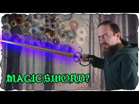 The Best Magic Enchantments For A Sword Fight? Mp3