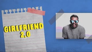 Dino James - Girlfriend 2.0 [Lyric Video] - YouTube