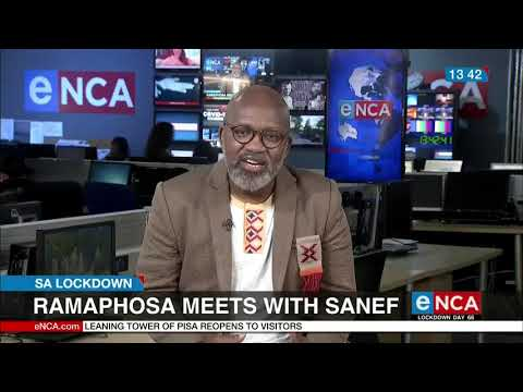 President Ramaphosa will engage with SANEF on the distribution of information