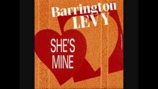 BARRINGTON LEVY - SHE'S MINE  & SHE'S DUB (ONE TIME) 1988