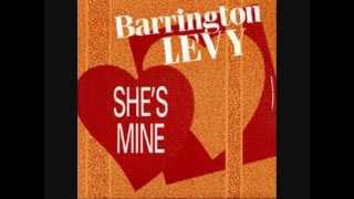 BARRINGTON LEVY - SHE'S MINE  & SHE'S DUB (ONE TIME) 1988