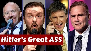 Funniest Jokes on Hitler | Louis CK | Ricky Gervais | Norm MacDonald