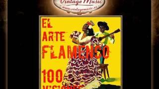 Arte Flamenco . Cien canciones. LUIS MARAVILLA