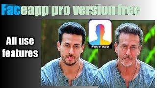 faceapp pro full unlocked apk - TH-Clip