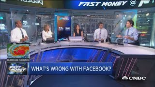 Facebook is sitting out the rally, here's what's wrong with the stock