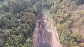 Vidéo : découvrez le barrage de Renaison filmé par un drone