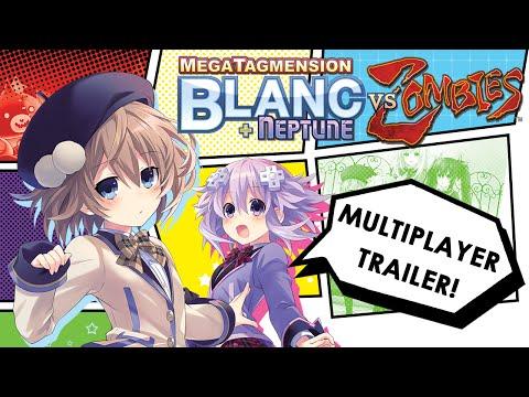 Видео № 1 из игры MegaTagmension Blanc + Neptune Vs Zombies [PS Vita]