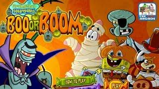 SpongeBob SquarePants: BOO or BOOM - Plankton Wants To Ruin Halloween (Nickelodeon Games)