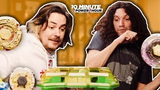 Bootleg BEYBLADE Battle! - Ten Minute Power Hour