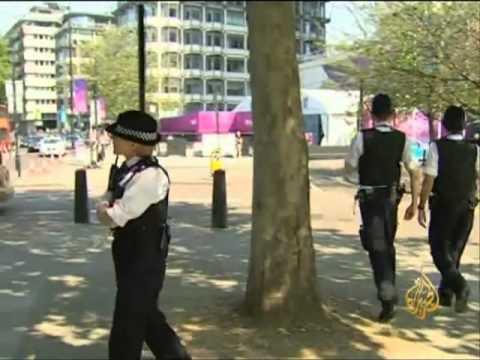 أجواء لندن قبل انطلاق الألعاب الأولمبية