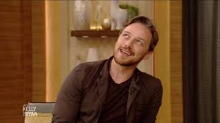 James McAvoy Had Plumbing Trouble While Renovating His Home