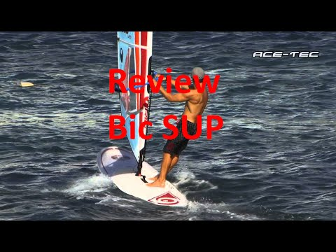 SUP Review – Bic ACE-TECH SUP Stand up Paddle Board