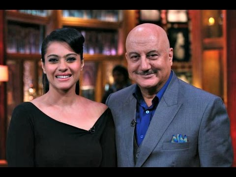 Kajol In The Anupam Kher Show Season 2