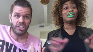 GloZell and Perez Hilton: From Erections To YouTube! We Talk EVERYTHING!