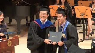 美国创价大学 Soka University of America Commencement Cer...