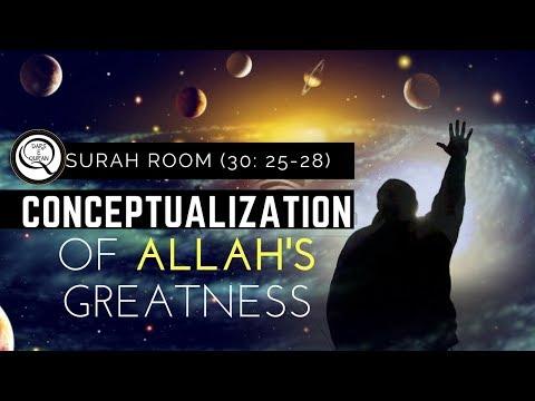 DarseQuran || Surah Ar Room (30: 25-28)