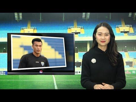 VFF NEWS SỐ 111 | Thủ môn Bùi Tiến Dũng sẽ bắt chính ở AFC Cup trong trận đấu với Global Cebu
